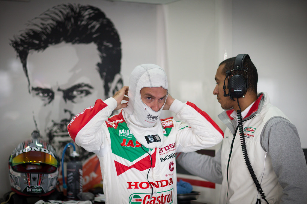 MONTEIRO Tiago (prt) Honda Civic team Castrol Honda WTC ambiance portrait during the 2017 FIA WTCC World Touring Car Race of Argentina at Termas de Rio Hondo, Argentina on july 14 to 16 - Photo Alexandre Guillaumot / DPPI