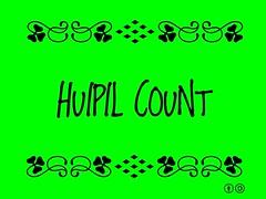 Huipil Count
