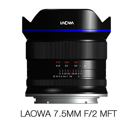 Laowa 7.5mm f/2.0|廣角定焦鏡頭
