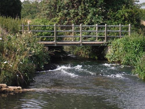 Bridge over Hiz River