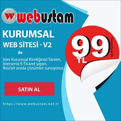 Webustam Kurumsal Web Sitesi - v2 İletişim: 0212 963 06 19 - 0212 852 81 33