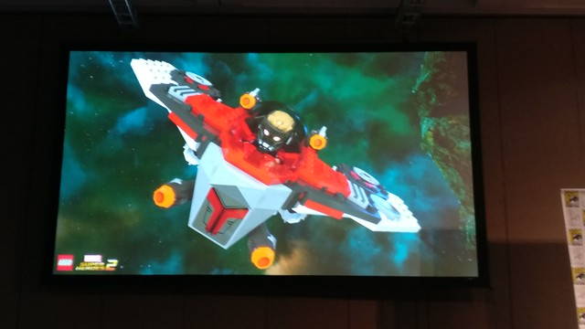 LEGO Marvel Super Heroes 2 SDCC 2017 Mini Ravager