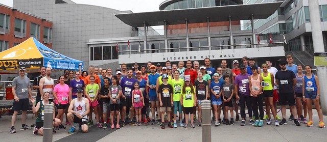 2017 Downtown Kitchener Mile