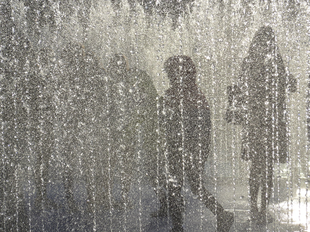 Appearing Rooms by Jeppe Hein