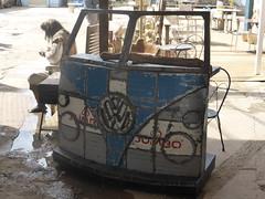 "VW T1 Split-Screen ""Bar"""