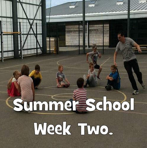 Summer school 2017 week 2.