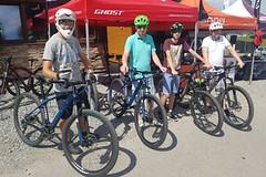 Bike SNOW tour - Ski Bílá 5. a 6. srpna