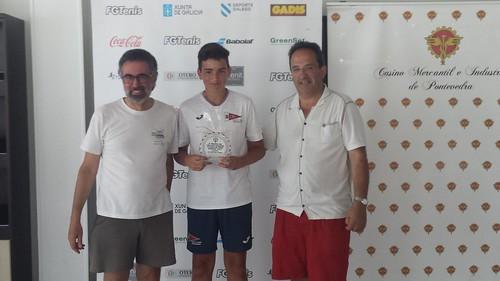 4ª Prueba del Circuito Gallego Juvenil de Tenis Babolat 2017 - Casino Mercantil e Ind. de Pontevedra