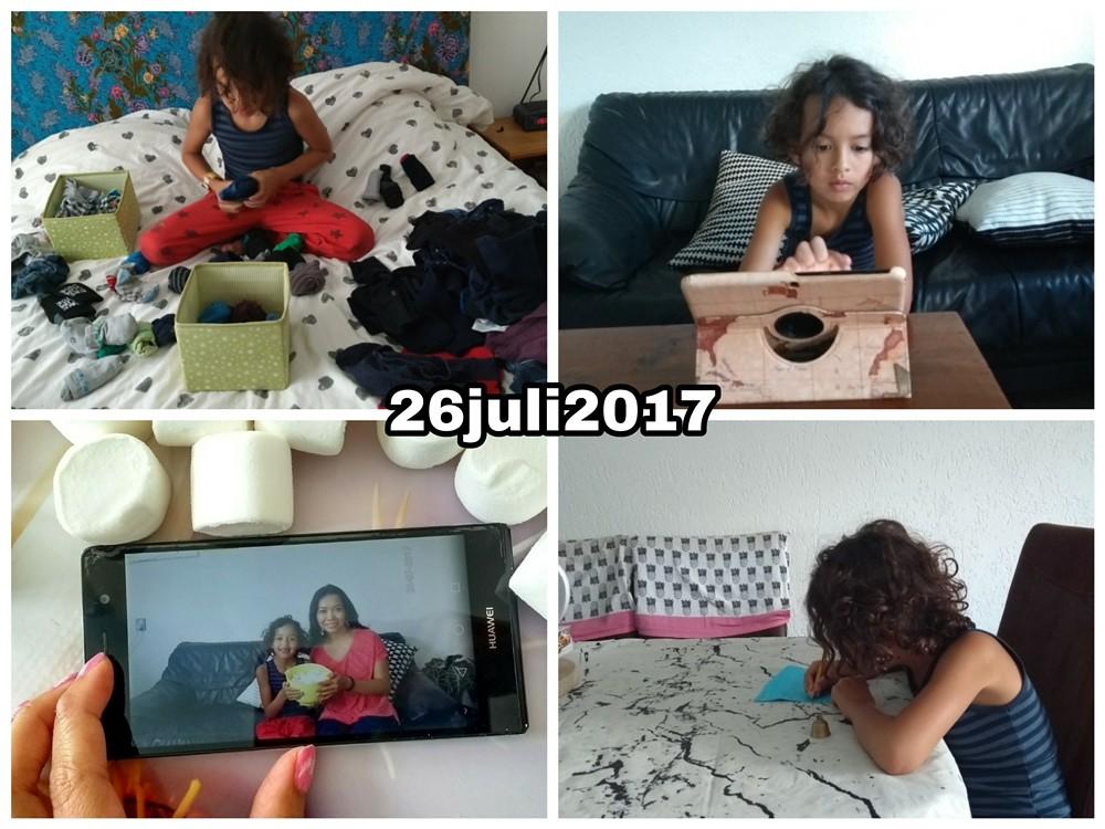 26 juli 2017 Snapshot
