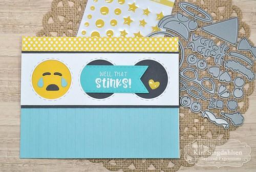 Taylored Expressions That Stinks Emoji