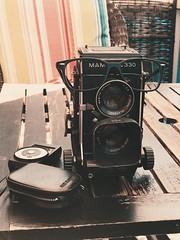 Old Camera Trying To Be Cool