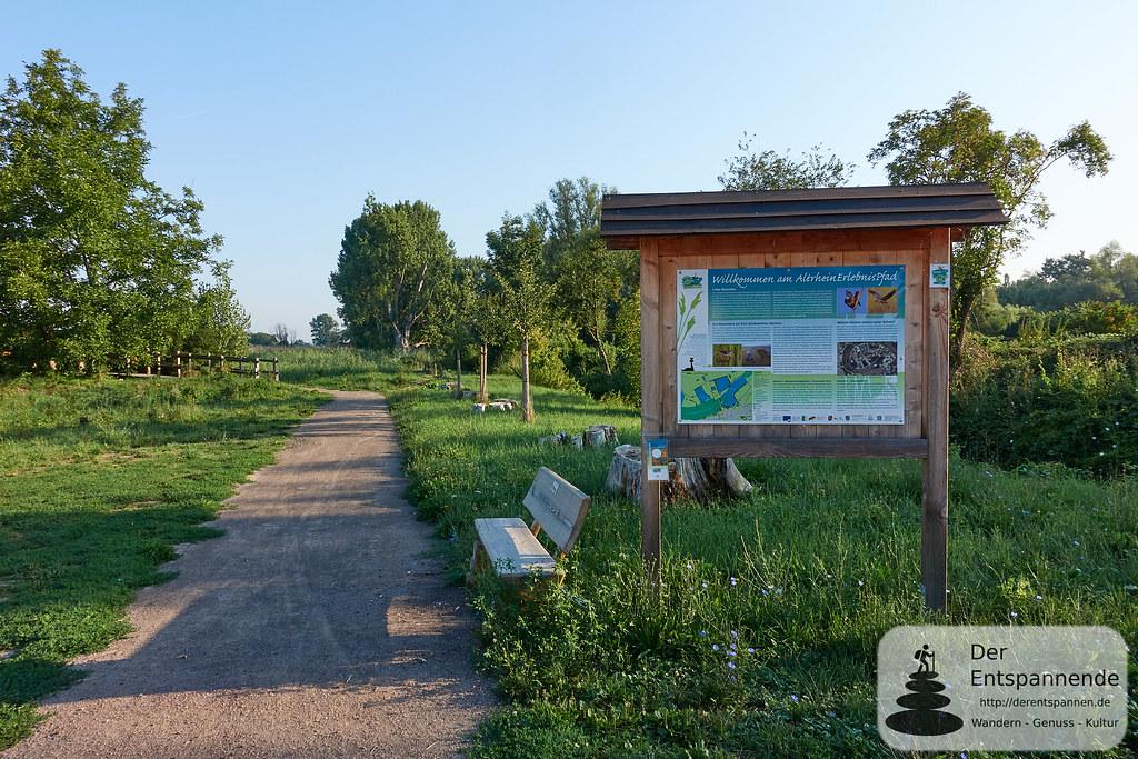 Altrhein-Erlebnispfad