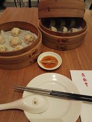 Best Dumplings ever @ Din Tai Fung
