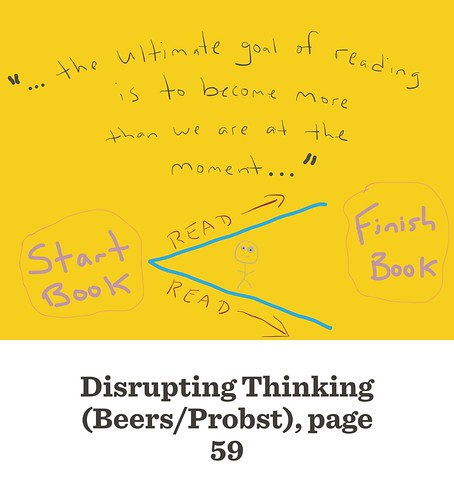 Disrupting Thinking: Become More
