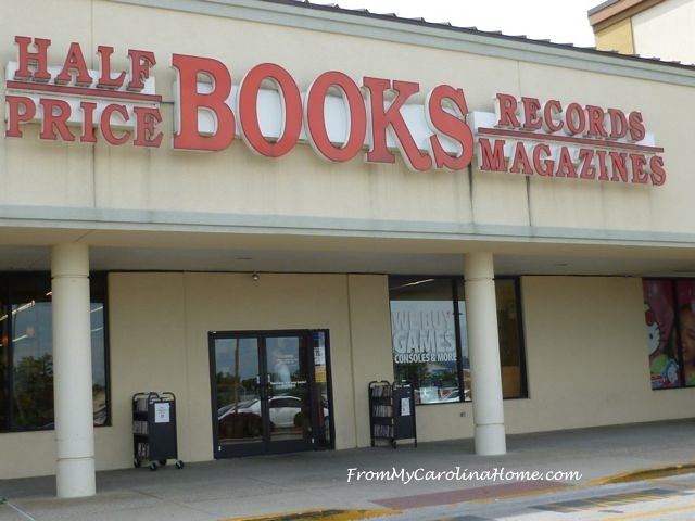 Half Price Books Lexington 1
