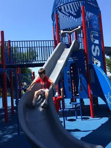 PJ Rocketship Park 2017