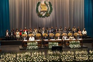 Compromiso por la Agenda Nacional de Desarrollo: los ODS y su articulación al Plan K'atun: Nuestra Guatemala 2032.