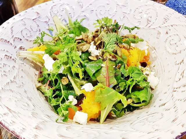 Woodfired Pumpkin Salad