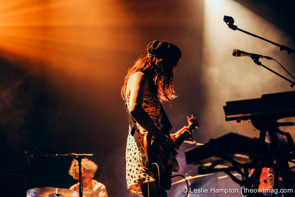 Blonde Redhead @ The Regency Ballroom, SF 7/22/17
