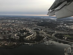 Stockholm från ovan 1