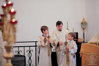Литургия в Спасском соборе 270