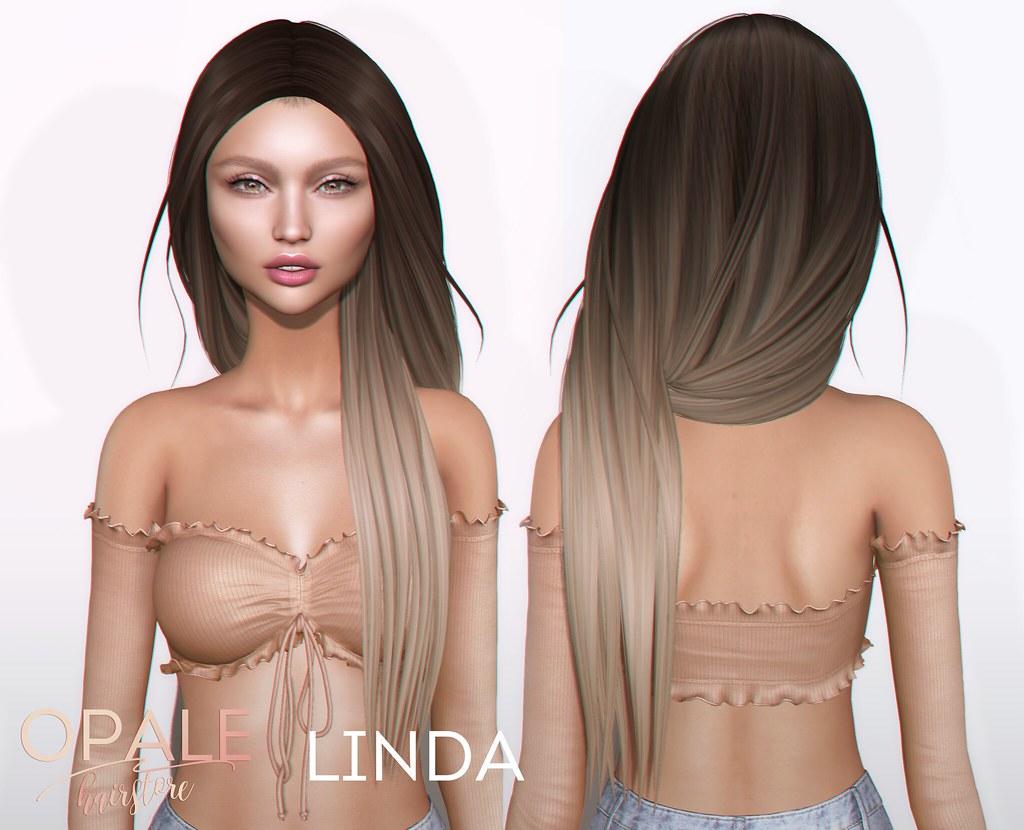 Opale Hair . Linda @ Tres Chic July 2017 - SecondLifeHub.com