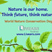 Livears - World Nature Conservation Day