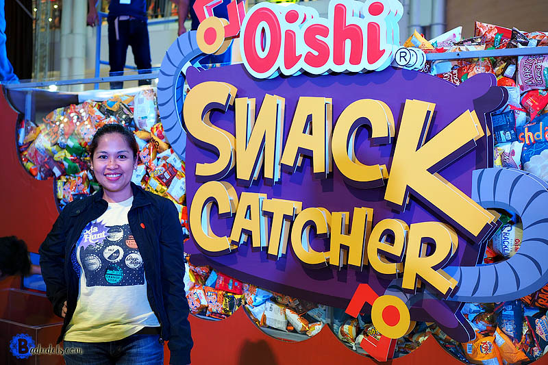 Oishi Snack Catcher