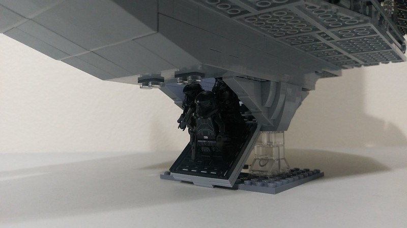 MOC][LDD INSTRUCTIONS] TIE Reaper - LEGO Star Wars