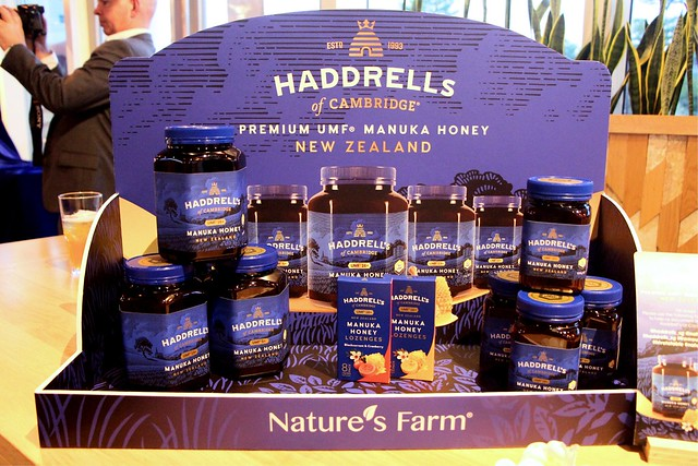 Haddrell's of Cambridge Manuka Honey