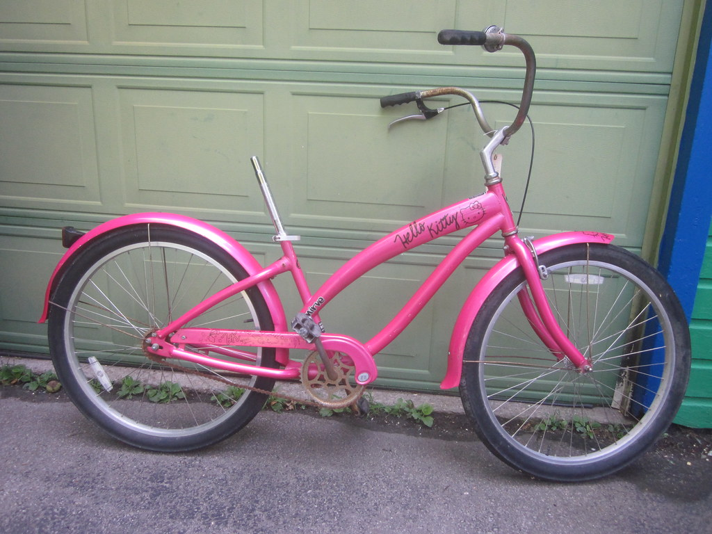 Nirve Hello Kitty 26 Beach Cruiser
