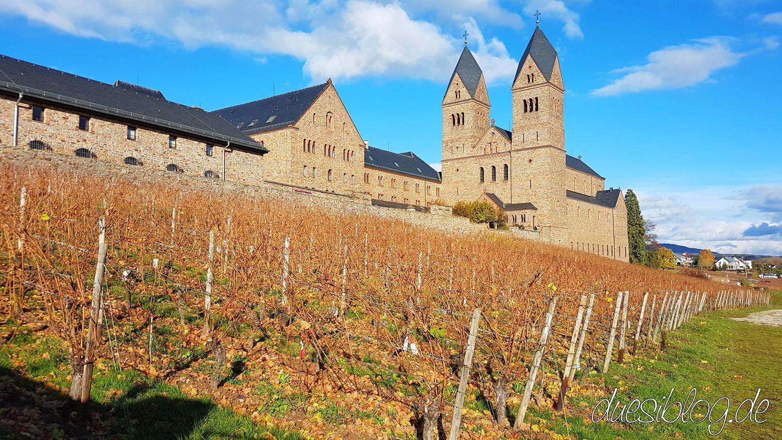 St Hildegard Rüdesheim Rheingau Travelblog duesiblog 14