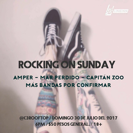 2017.07.30 ROCKING ON SUNDAY