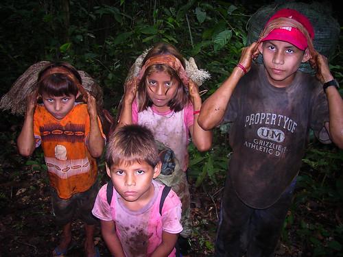 People in Latin America
