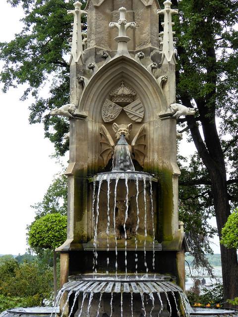 Städtebrunnen  Detail, Panasonic DMC-TZ61