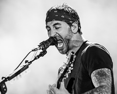 Godsmack live at KC Rockfest 2017