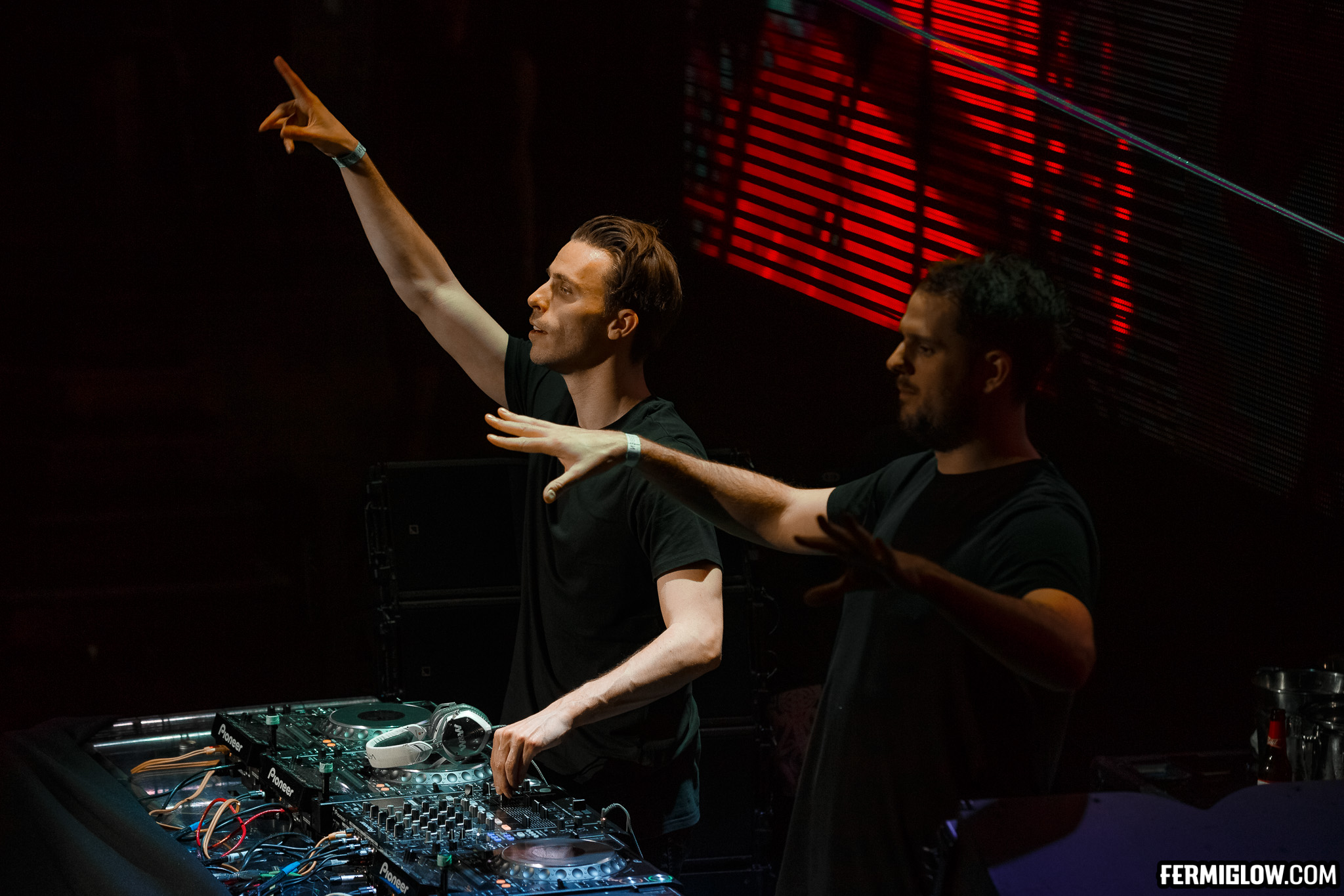 W&W at Izvestia Hall 2017