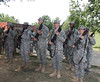 8th Regiment, Basic Camp Drill & Ceremony
