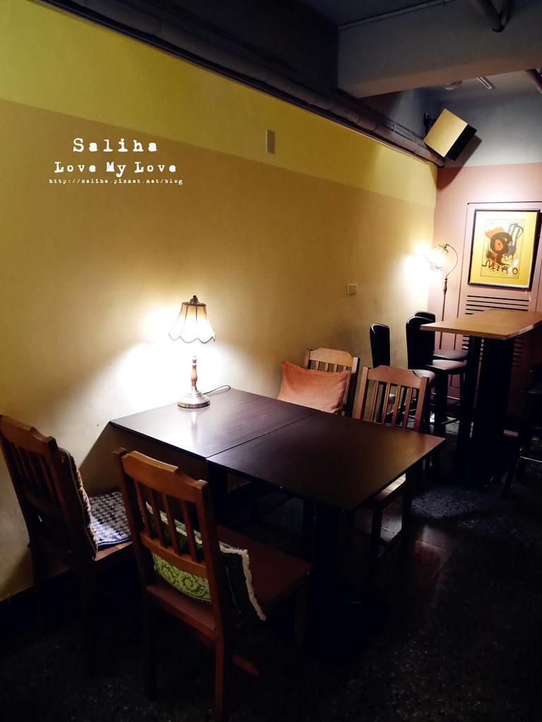 台北市中山區中山北路Orange公寓咖啡館 (2)