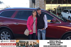 #HappyBirthday to Chad from Jason Sizemore at McKinney Buick GMC!
