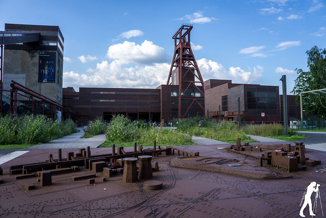 Zeche und Kokerei Zollverein