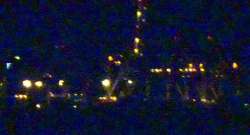 海ほたるの夜景