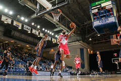 Delaware 87ers  Vs Salt Lake City Stars