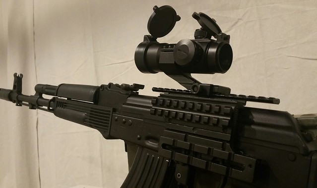 rail Red Dot Mount 2