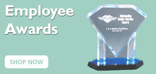 High quality employee awards