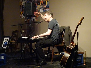 Chris Conway @ The Criterion