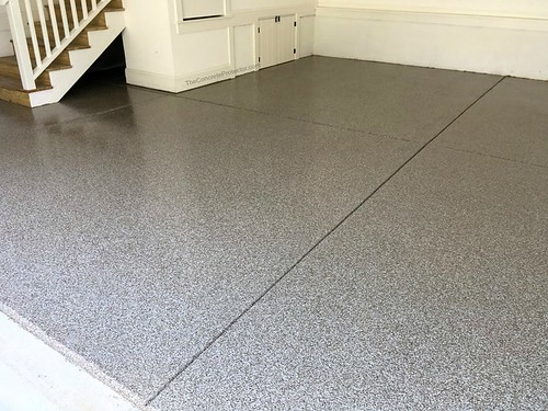 Houston TX - GraniFlex Garage Floor