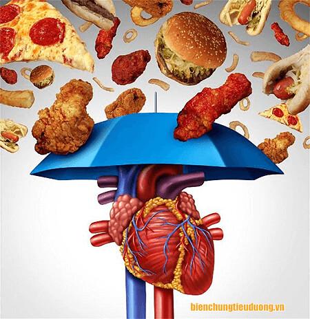 Tránh xa thực phẩm chế biến sẵn khi mắc bệnh tiểu đường giúp ngăn xơ vữa động mạch