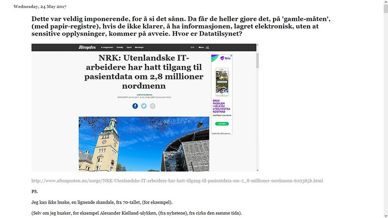mer om norsk it skandale
