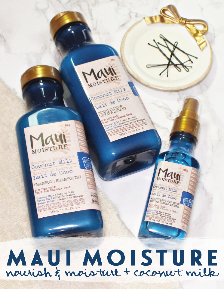 Maui Moisture Nourish & Moisture + Coconut Milk (3)